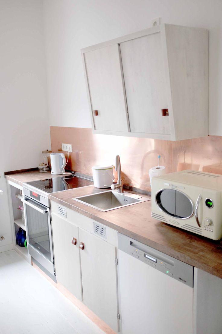 27 besten Küche mit Kupfer Elementen Bilder auf Pinterest | Elemente ...