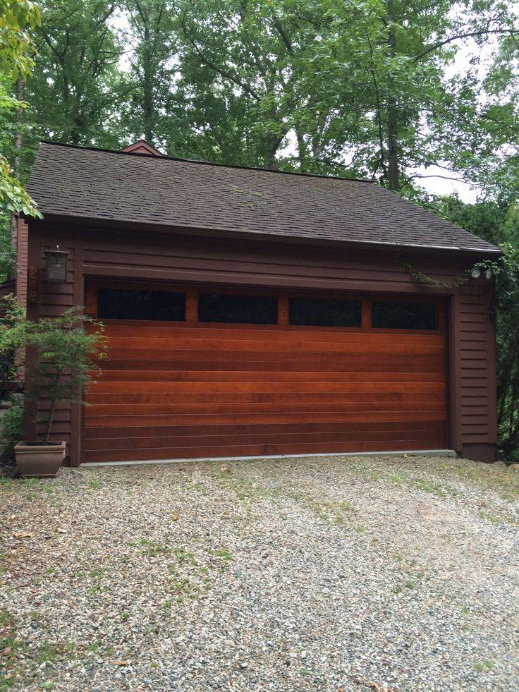 Wood Garage Doors With Windows 39 best contemporary wood garage door images on pinterest | doors