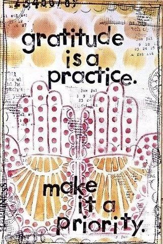 Abundance flourishes in a grateful heart; gratitude is the secret of LOVE.  www.eckankar.org