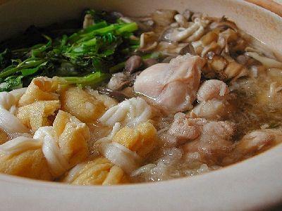 鶏塩みぞれ鍋の作り方
