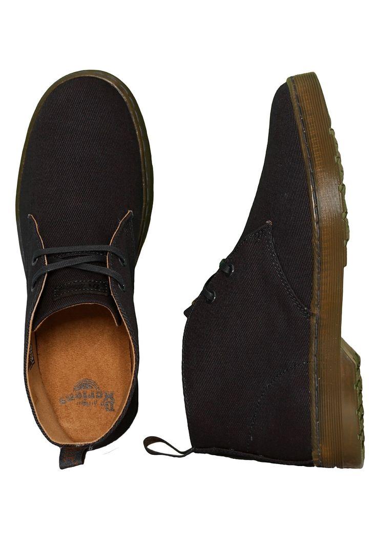 Dr. Martens - Mayport Twill Canvas 2 Eye Desert Boot - Schuhe - Schuhe - Offizieller Ticket Online Shop - Impericon.com