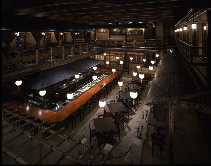 映画『キル・ビル』の世界観そのまま!西麻布のレストラン「権八」が気になる