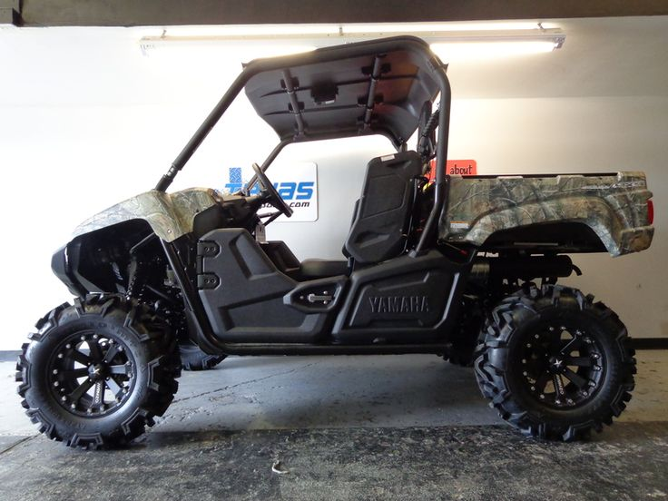 Yamaha Viking  Seater Lift Kit