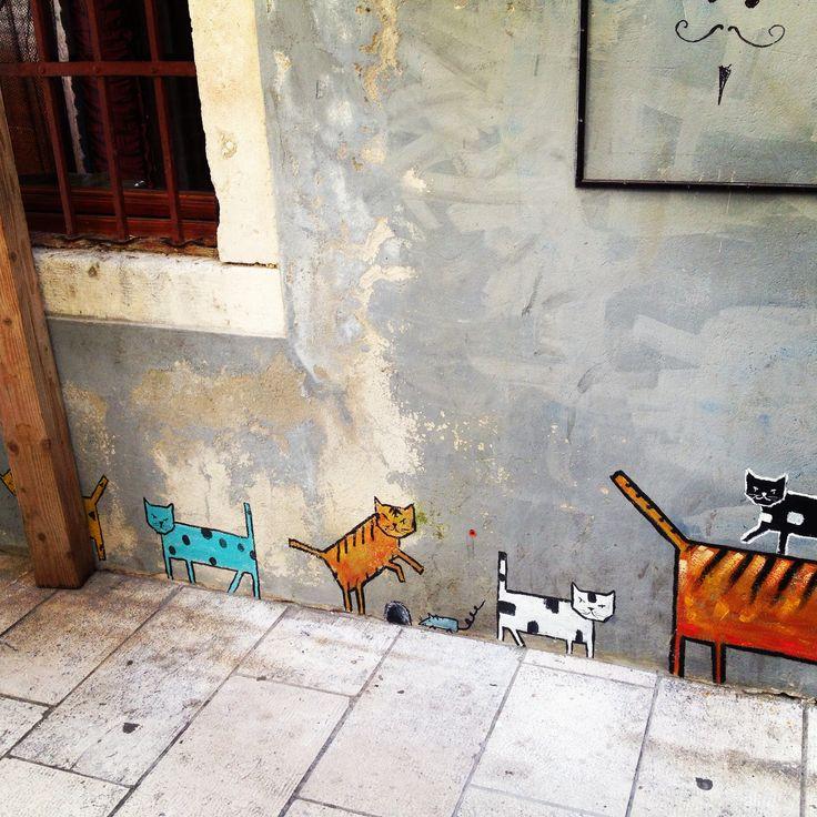 Croatian street art