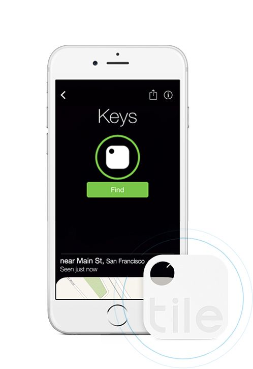 Need To Find Your Lost Car Keys Tile Is A Simple That Lets You