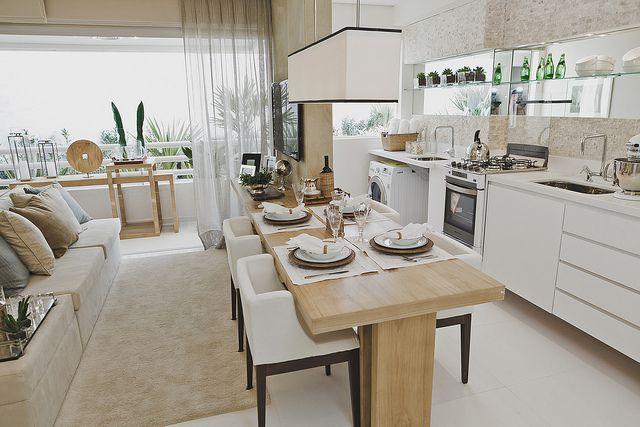 Fotografia do apartamento decorado Pateo Vila Pompeia, São Paulo. ©Even Construtora e Incorporadora | Flickr – Compartilhamento de fotos!