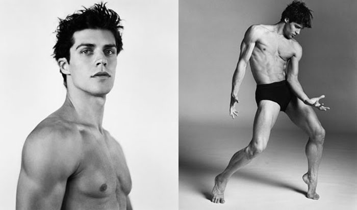 Who says male ballet dancers can't be hot... Roberto Bolle <3