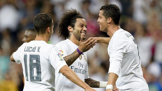 Real Madrid choca ante Galatasaray en último amistoso antes de enfrentarse a Sporting Gijón por Liga BBVA. (Reuters)