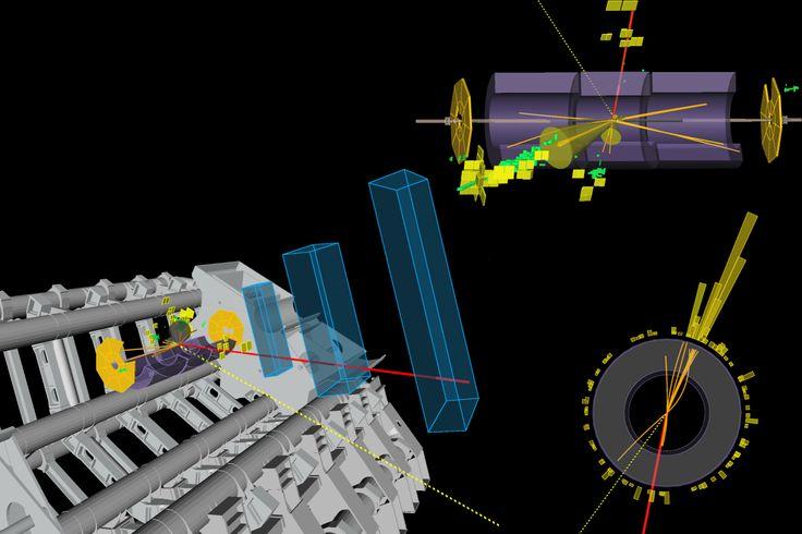 ¿Alguna vez te has preguntado qué es el bosón de Higgs y por qué su descubrimiento fue tan importante? ¡Aquí te lo contamos! #astronomia #ciencia