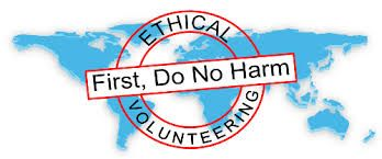 Volunteering Abroad can seem like a 'good' thing to do..but sometimes you will do more harm then you do good. This is a brilliant article by International Child Campaign: http://www.internationalchild.org/volunteering.html