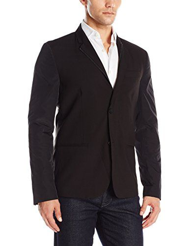 Kenneth Cole REACTION Men's Two Button Slim Fit Sport Coat