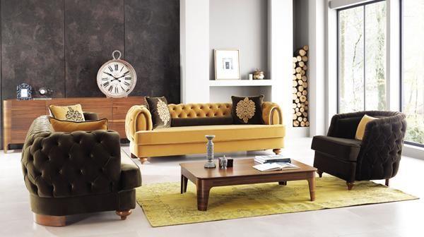 9 neon color living room decor