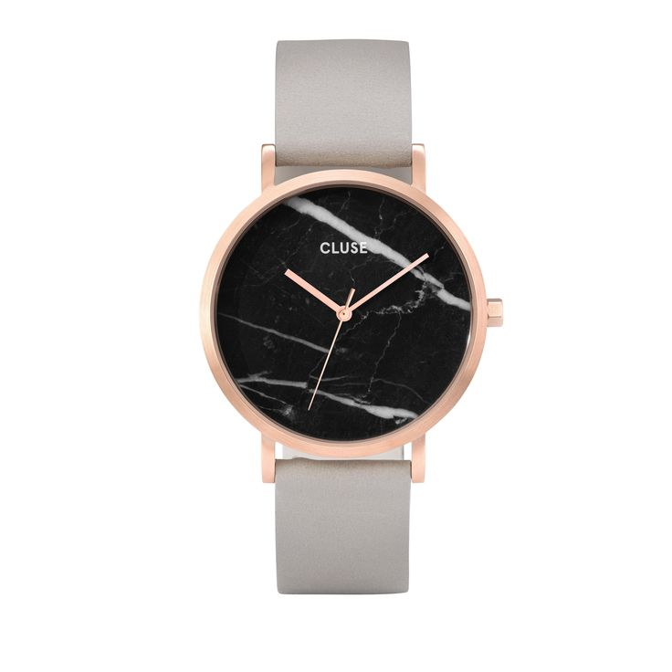 Cluse La Roche Rose Gold Watch