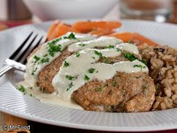 Garlic Parmesan Pork Chops | Soooo good!!