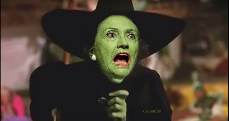In her continuing quest to become the most hated U.S. Presidential candidate in the history of America, The Wicked Witch of The Left, Hillary Clinton, decided to take a swipe at the fact that Bernie Sanders has adopted…Read more ›
