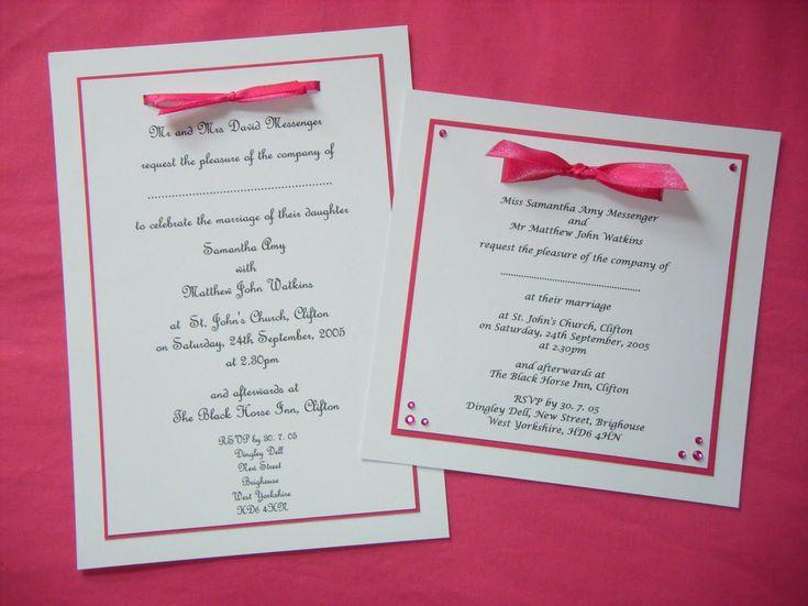 wedding stationary templates