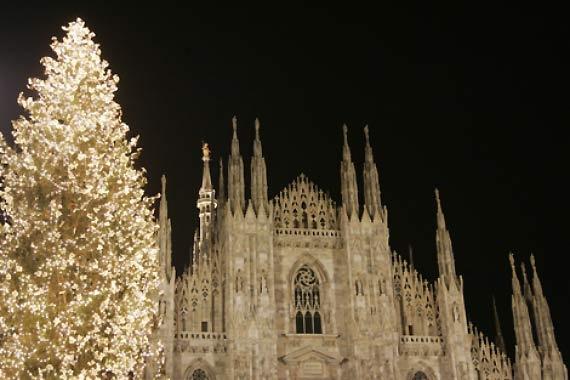 Gli alberi di Natale nel mondo - Milano - Gallery - Foto - Virgilio Viaggi