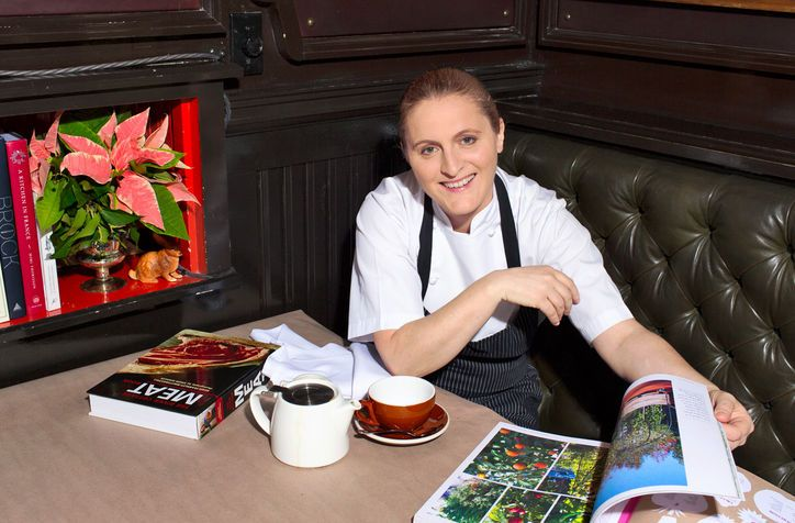 Here Are the 7 Things Chef April Bloomfield Always Has in Her Kitchen