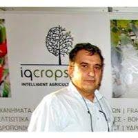 IQ Crops : Η συνέντευξη του ΕΥΑΓΓΕΛΟΥ ΔΡΙΜΤΖΙΑ για την #AGROEXPO2016 στον Planet FM 90,6