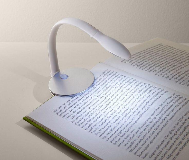 LED-es olvasólámpa 323067 a Tchibo-nál.