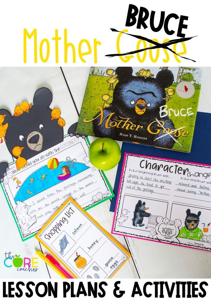Mother Bruce Lesson Plans And Activities Lesson Plans March