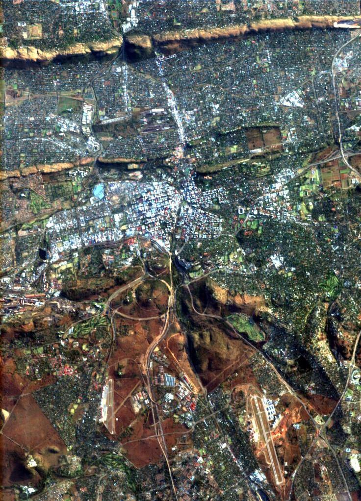 CHRIS image of Pretoria, South Africa