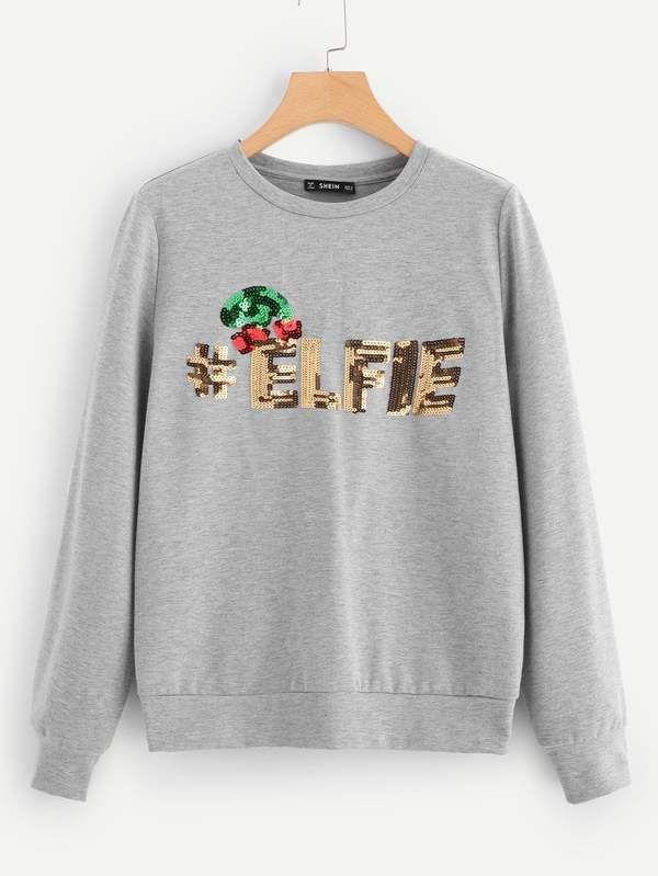 07e8dc5c96 Camo Print Crop Sweatshirt in 2018 Popviva Tops amp Blouses