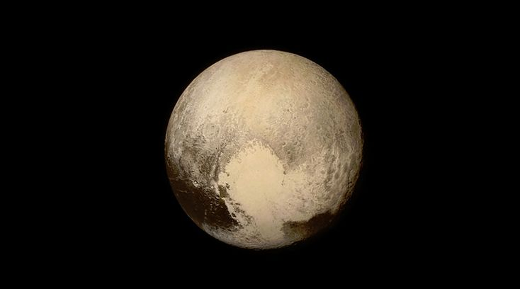 The Voyage of New Horizons: Jupiter, Pluto, and Beyond - The Atlantic