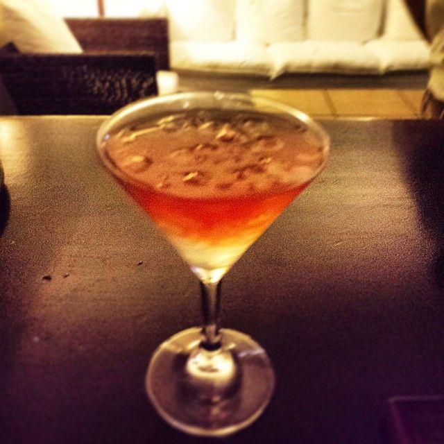 Firefly #Cocktail #MinosBeach #Crete Photo credits:@giwrgos_tsik