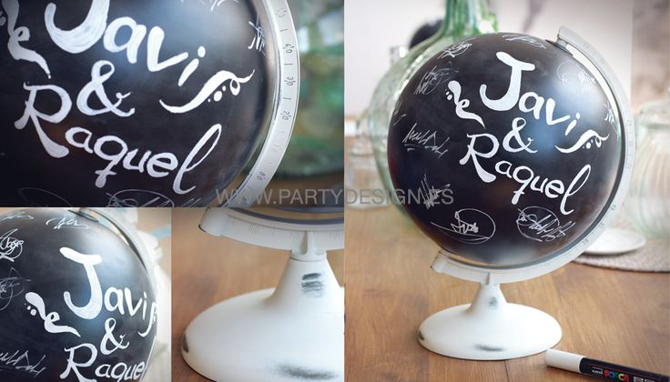 DIY TUTORIAL LIBRO DE FIRMAS ORIGINAL BODASParty Design