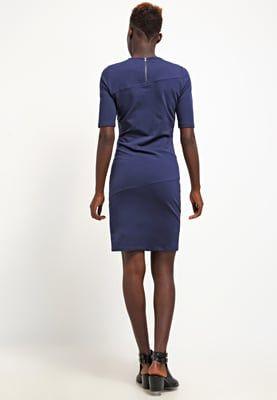 Nümph CANNENTA - Sukienka z dżerseju - dress blue za 299 zł (28.07.16) zamów bezpłatnie na Zalando.pl.