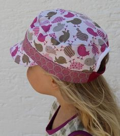 Foto zu Schnittmuster Lausbuben-Mütze von selbermacher123 …