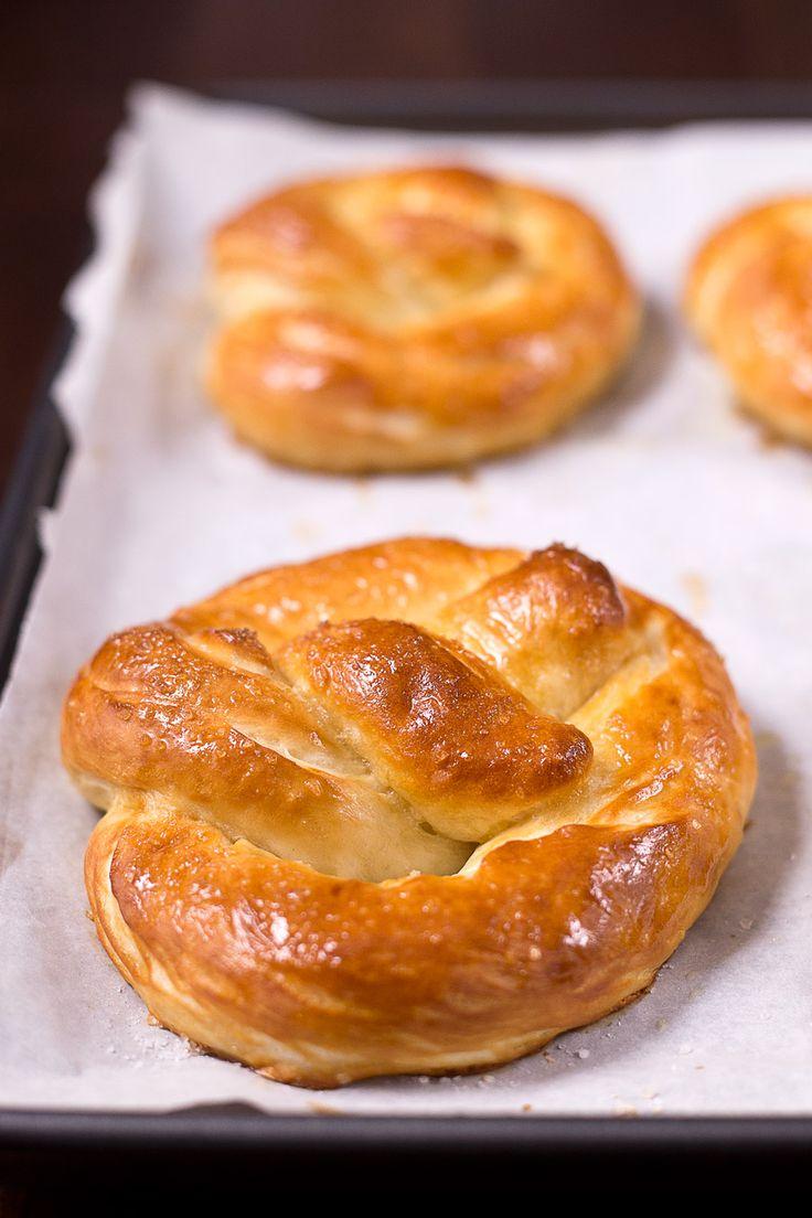 easy pretzel recipe