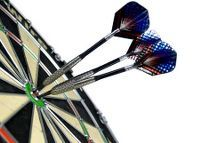DARTS ON UK 3DTV  The satellite sports channel Sky Sports (UK) will be showing the World Matchplay Darts championships in full 3D.The action takes place during the 24th and 25th July when the semi finals and final of the competition take place at the Winter Gardens in Blackpool.