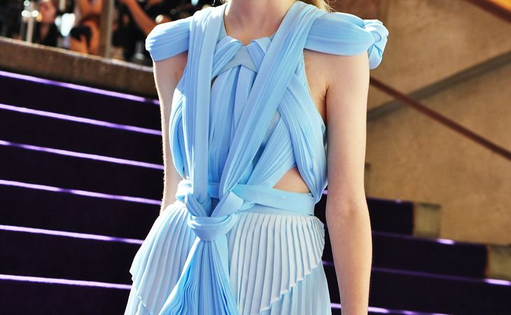 Dion Lee iconic dress