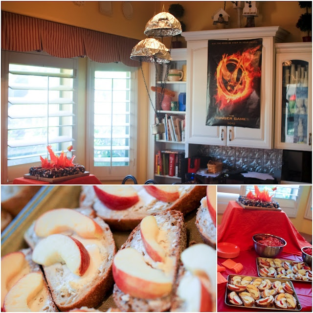 Out of the Attic How to Throw the Ultimate Hunger Games Party & The 155 best Hunger Games images on Pinterest | Paracord The hunger ...