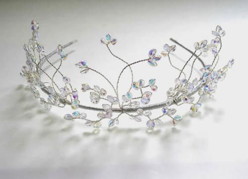 different types of tiaras