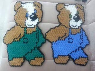 Tina's handicraft : crochet bear