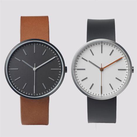 Limited-edition Uniform Wares 104 Series arrives at Dezeen Watch Store.