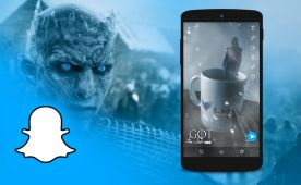 Winter is here! Unlock the Hidden Game of Thrones White Walker Filters in Snapchat. ✅ #got #GameOfThrones #squadgoals #winteriscoming #snapchat +Downloadsource.net