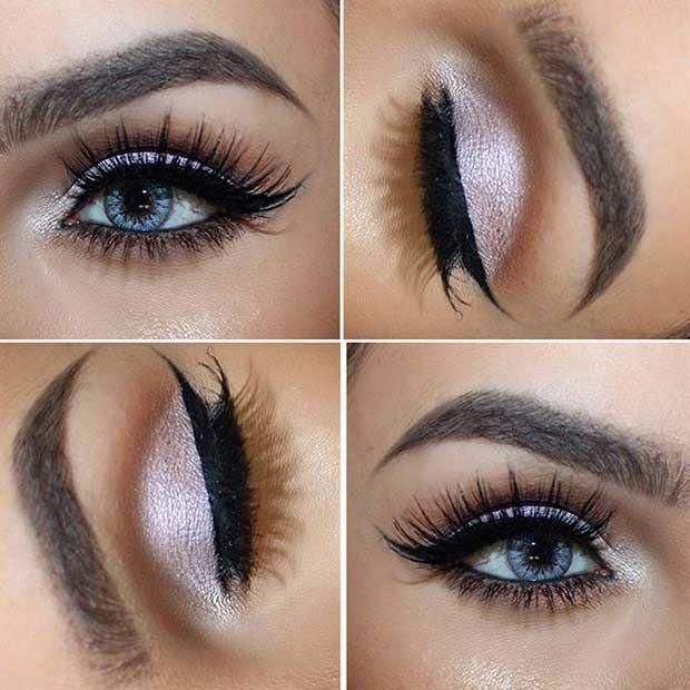 How Often To Replace Eye Makeup Eye Makeup Over 50 With Glasses Eye Makeup And Pink Eye What Are Raccoon Eye In 2020 Pink Eye Makeup Pageant Makeup Gorgeous Makeup