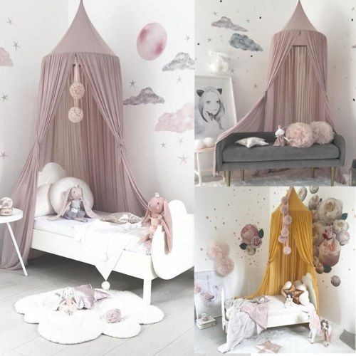 Dome Bedding Girl Princess Mosquito Net Baby Bed Canopy Tent Curtain Room Decor Walmart Com In 2020 Baby Bed Canopy Kids Bed Canopy Girl Beds