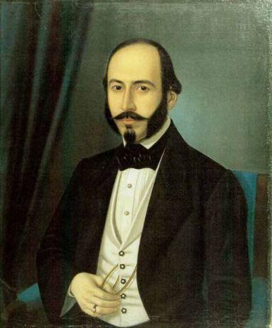 Constantin Daniel Rosenthal - Portretul lui Teodor Arion