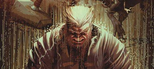Older, Wiser, Sharper. Your New Look at OLD MAN LOGAN #1
