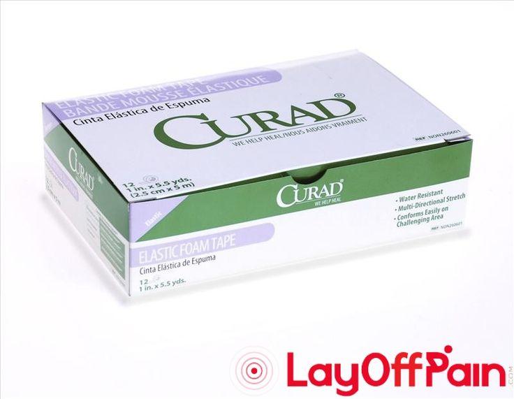 Medline - NON260603 - CURAD Elastic Foam Adhesive Tape