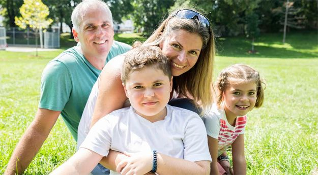When you're told your child has Duchenne Muscular Dystrophy—a fatal disease with no known cure—your world turns upside down. Read this family's story.