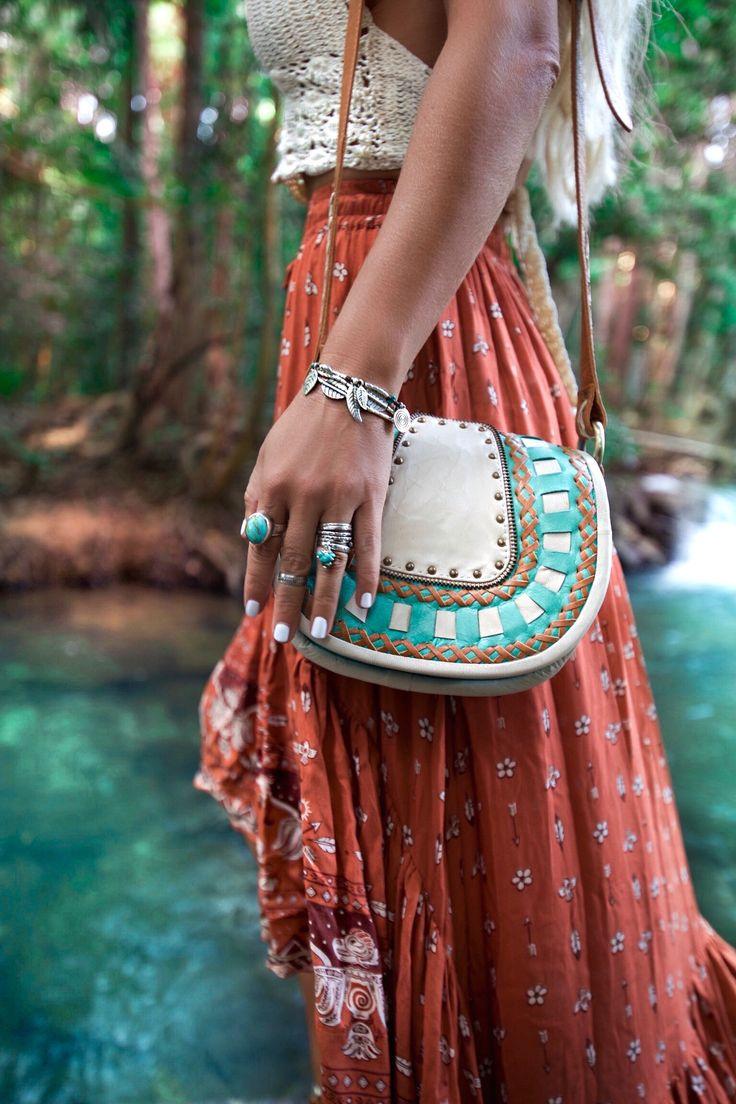 GypsyLovinLight wearing Embella Jewelry