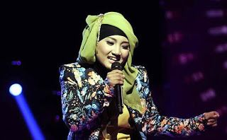Fatin Shidqia - KekasihMu (Lyrics & Video Clip) | kancil sharing