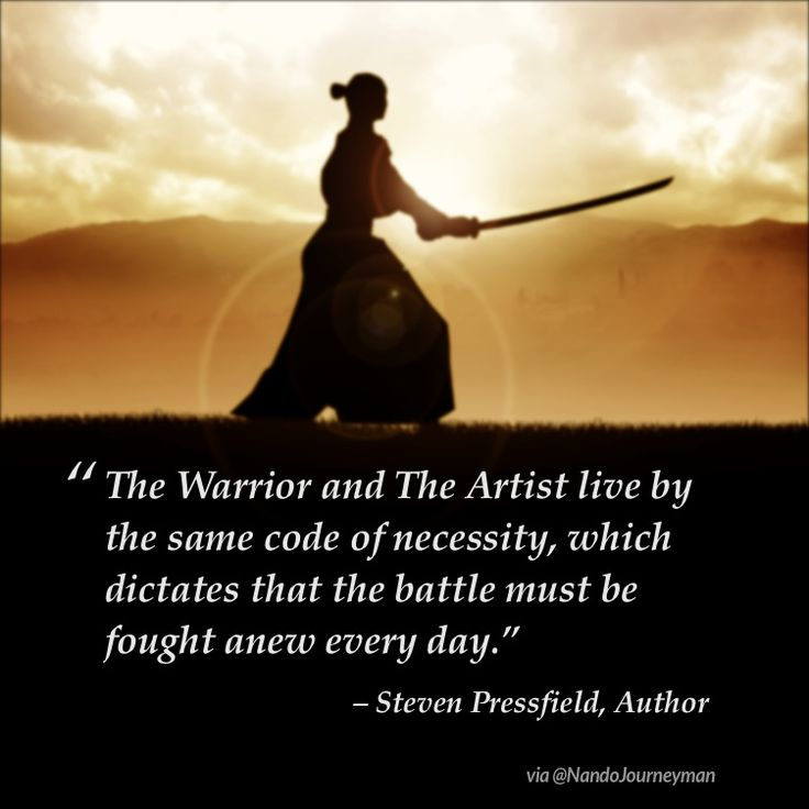 warrior ethose by steven pressfield The warrior ethos by steven pressfield (directly from amazon) wars change, warriors don't we are all warriors each of us struggles every day to define and defend our.