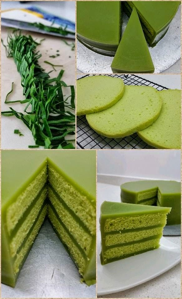 Ingredients:  4 eggs yolk  20gm caster sugar  60gm extra light olive  1tbsp+1tsp pandan juice*  40gm thick coconut milk  90gm cake flour...